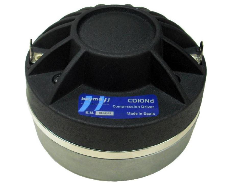 Beyma CD 10Nd 1 Zoll Horntreiber