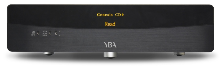 YBA Genesis CD 4 CD-Player