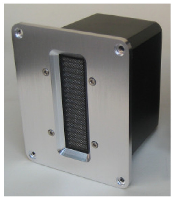 Expolinear RT-9 PRO - Magnetostat silberne Front