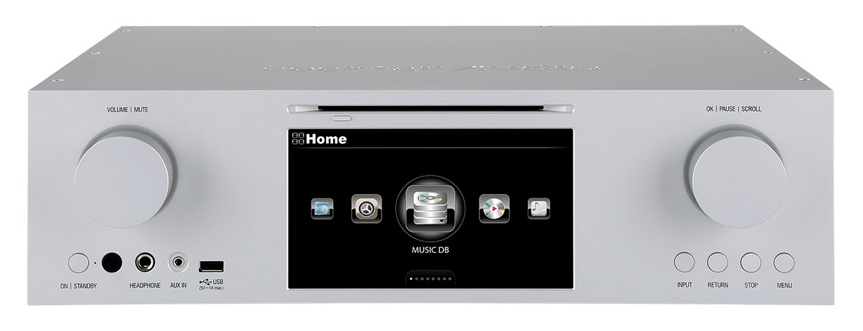 Cocktail Audio X45 Pro High-End Musicserver silver without HDD