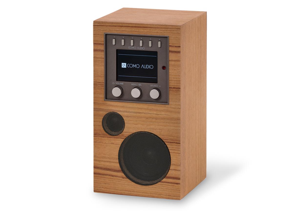 Como Audio Amico DAB+ mit Bluetooth, WiFi, Spotify, FB und Akku