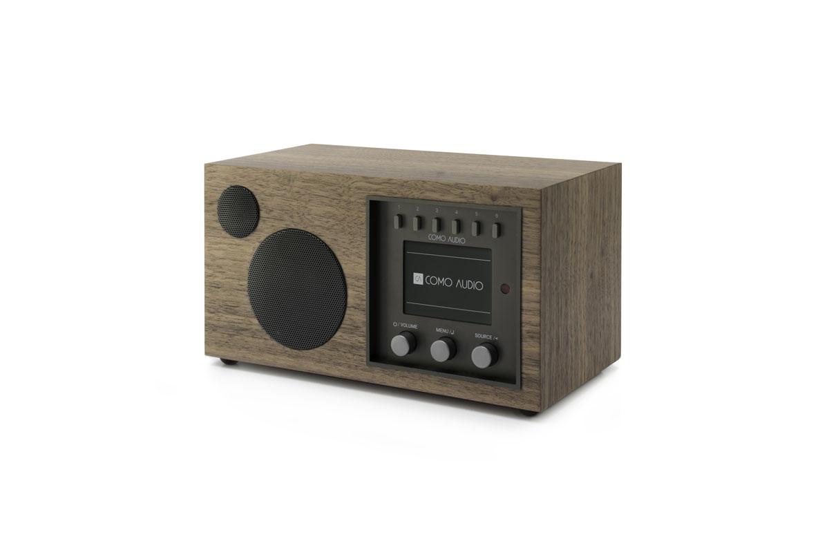 Como Audio Solo DAB+ Radio mit Bluetooth, WiFi, Spotify und FB