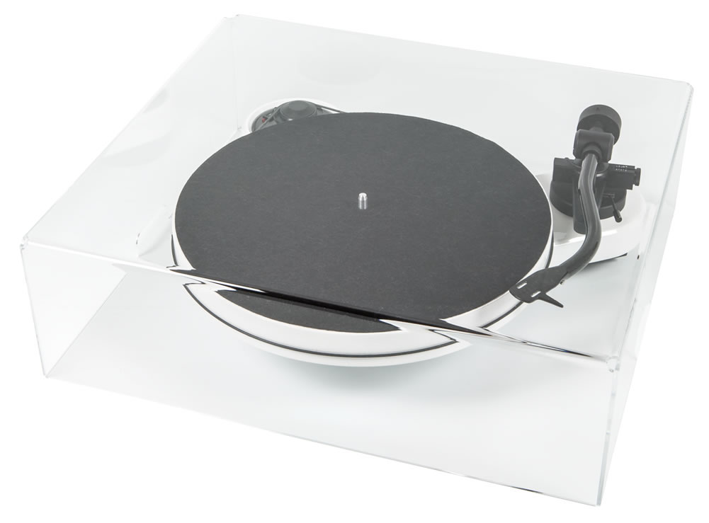 Pro-Ject Dust Cover RPM 1/3, Carbon