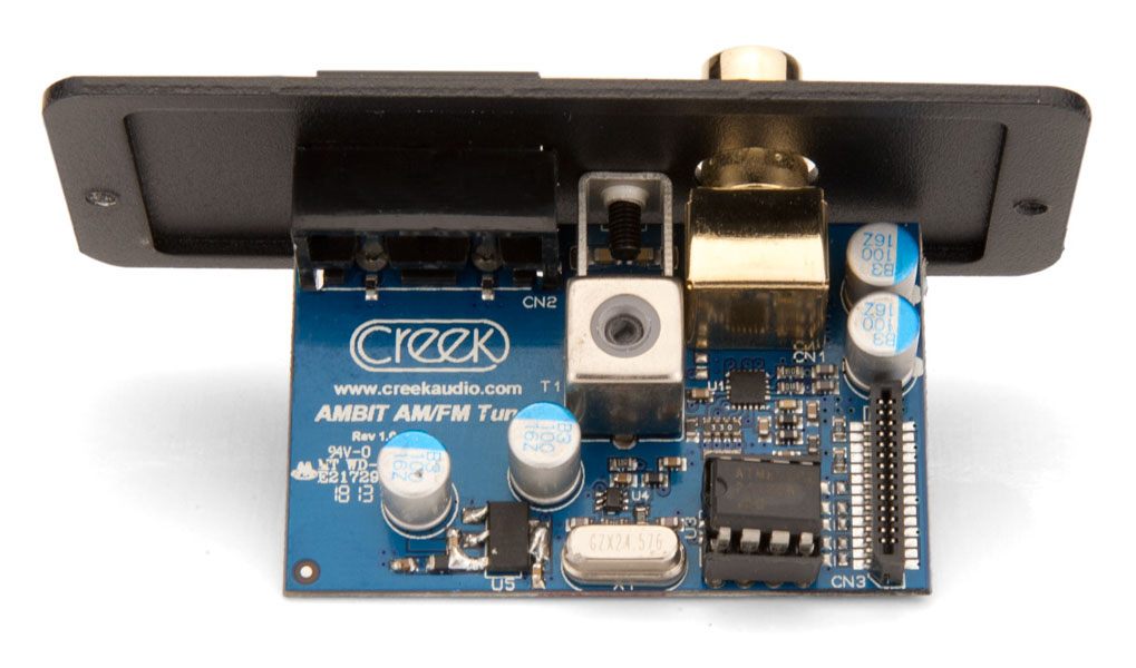 Creek Ambit FM-Tuner Circuit for EVO