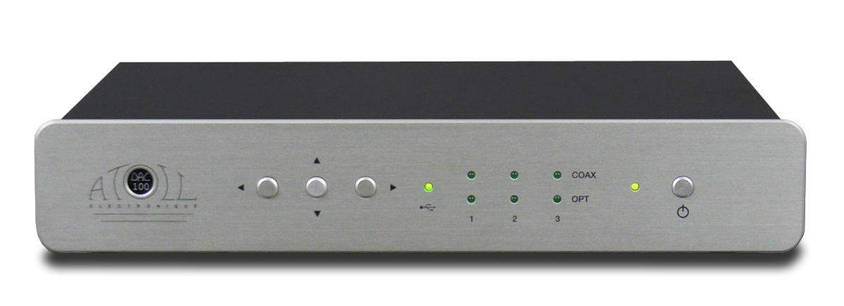 Atoll DAC 100 Signature Digital-Analog-Wandler