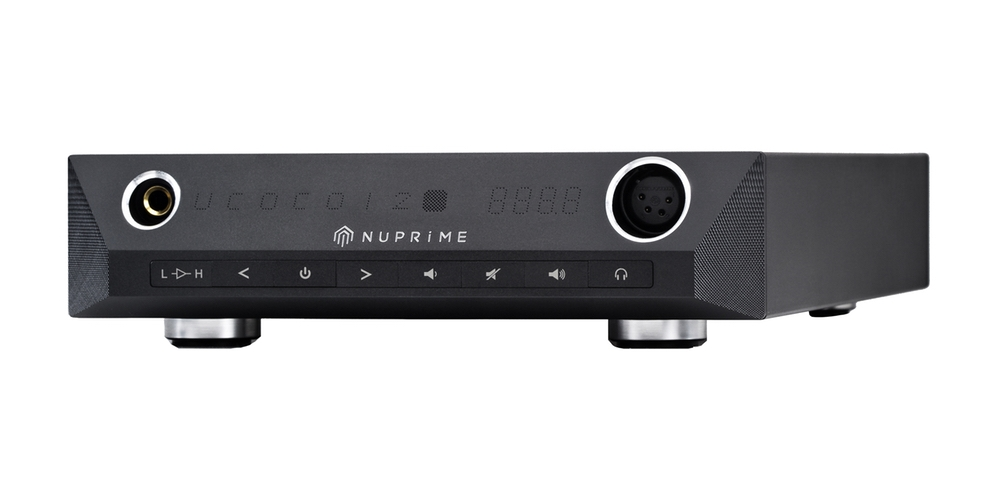 Nuprime DAC-10H DAC/Kopfhörer Vorstufe