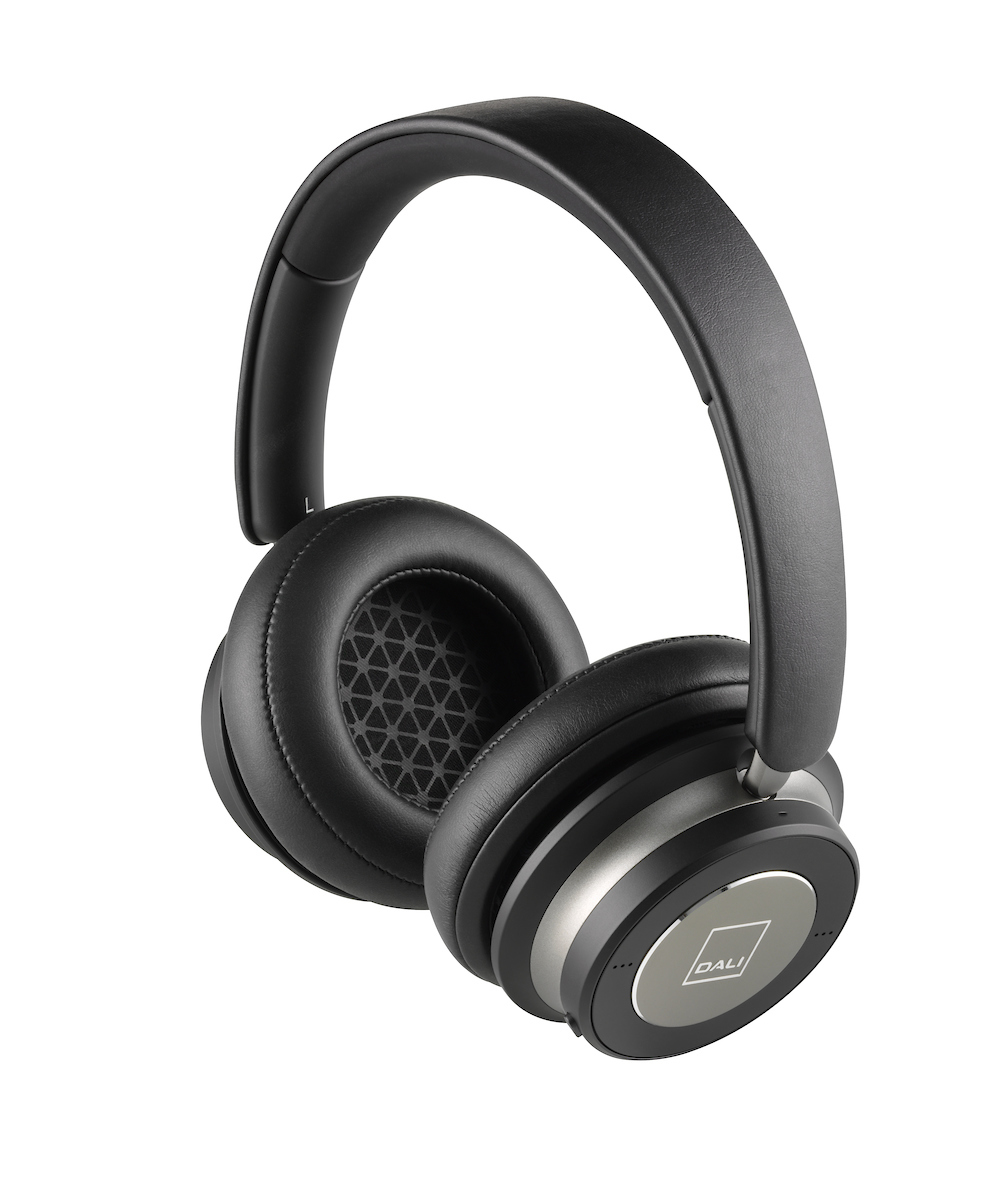 Dali IO-6 Bluetooth-Headphone 5.0 with Active Noise Cancelling black