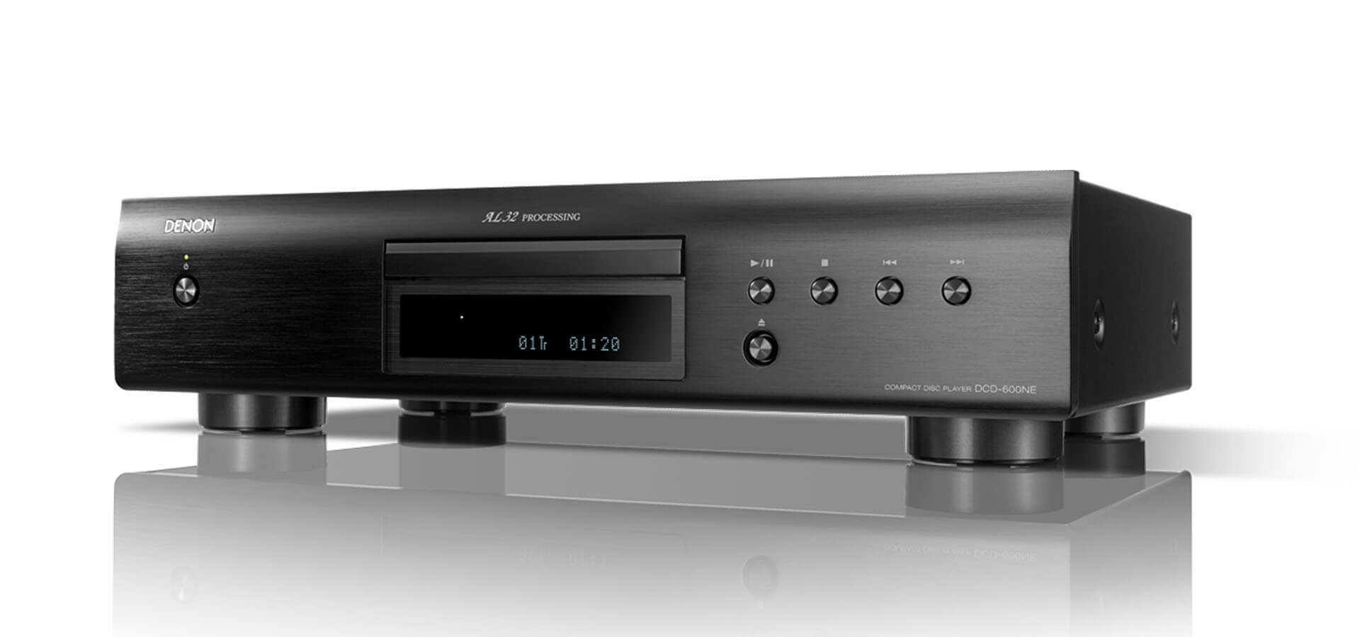 Denon DCD 600 NE CD- Player schwarz