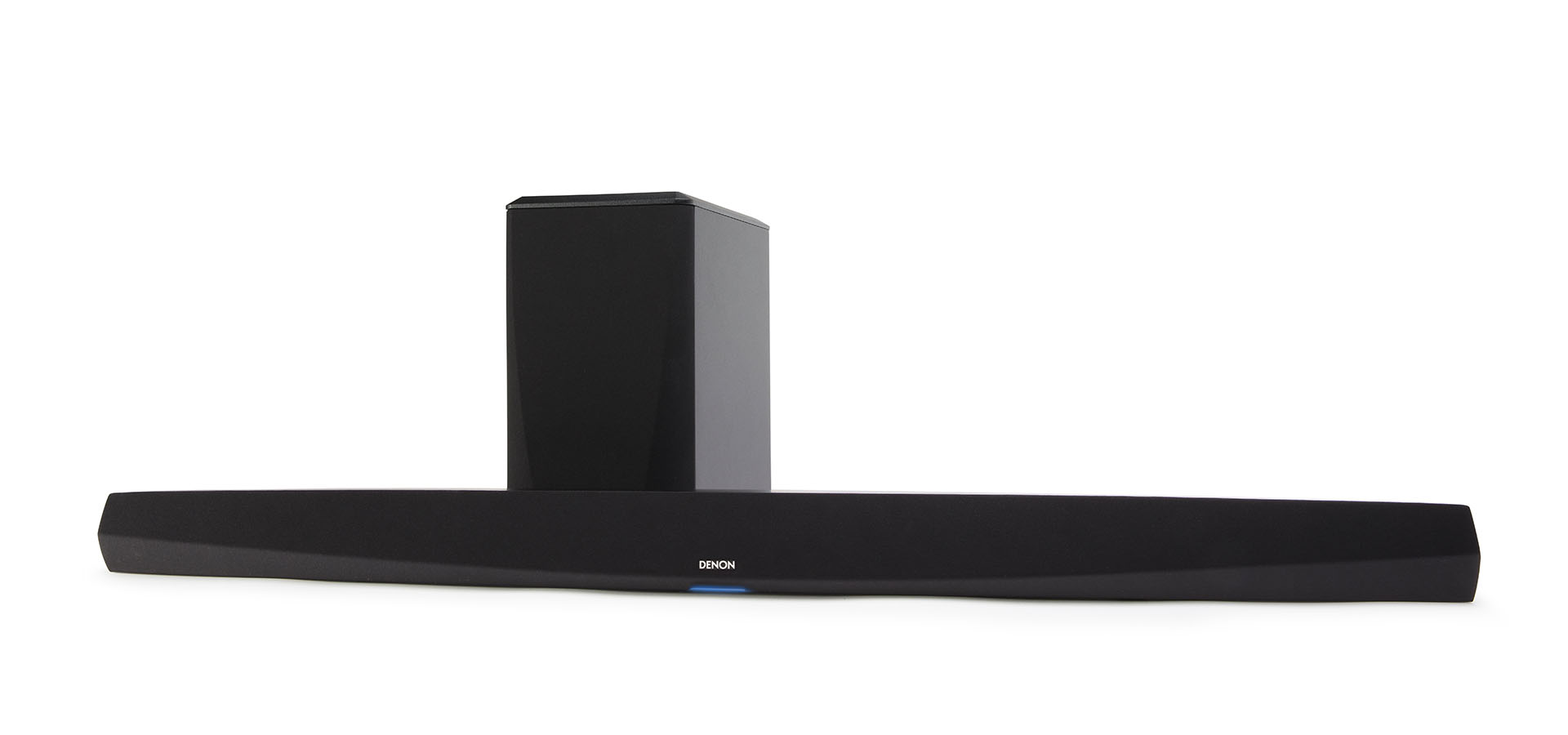 Denon DHT-S516H Soundbar with Wireless Subwoofer and HEOS Built-in black