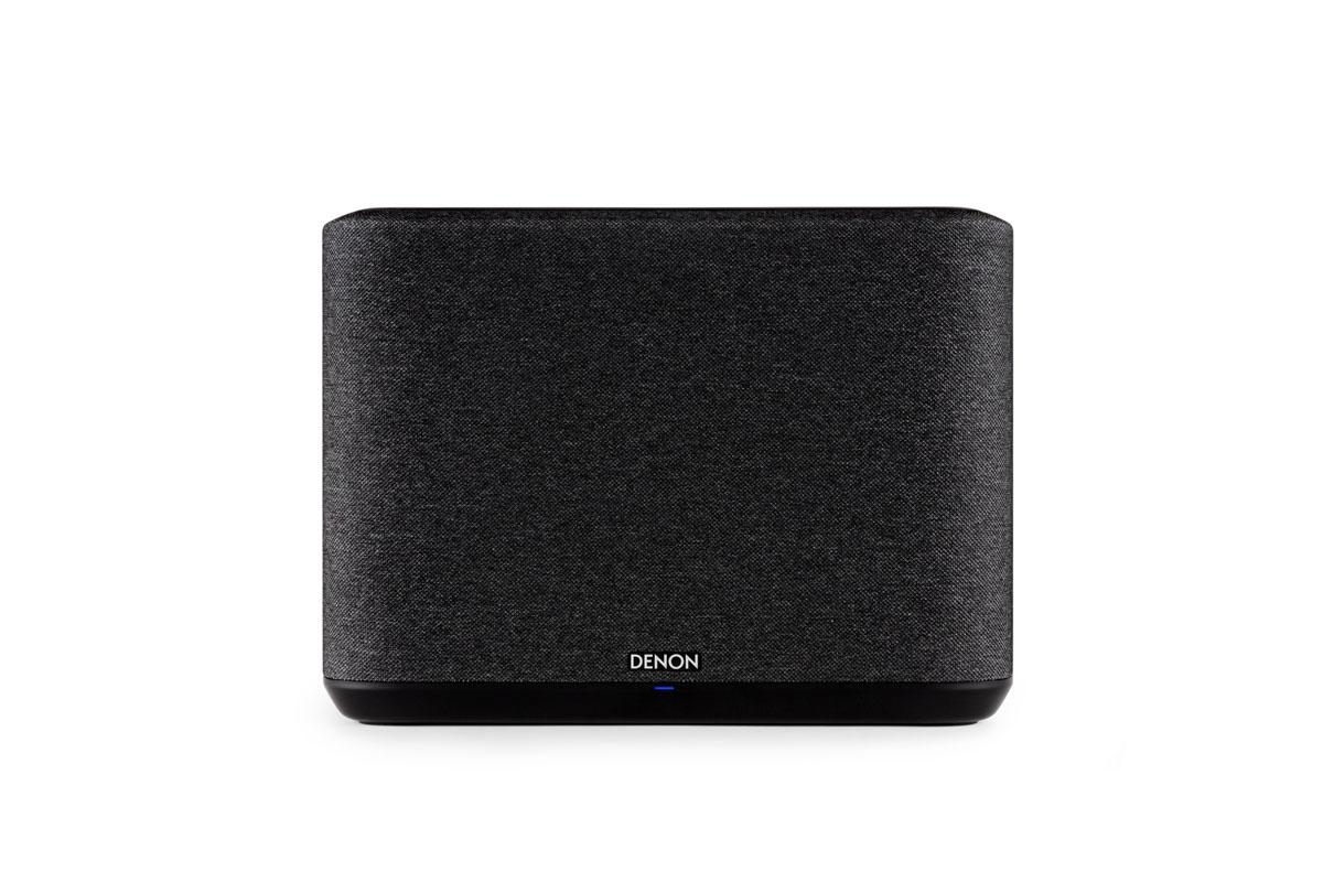 Denon Home 250 Wireless Lautsprecher mit Heos, AirPlay, Google Home und Amazon Alexa schwarz