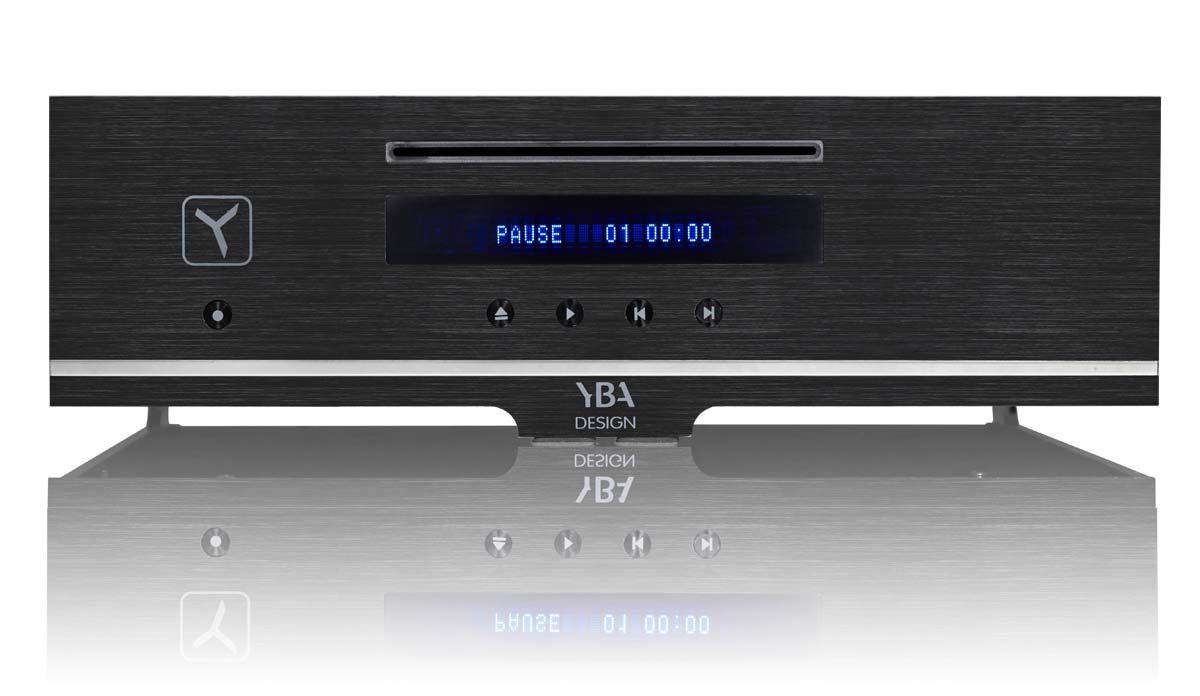 YBA Design WM 202 CD-Player (Demomodell)