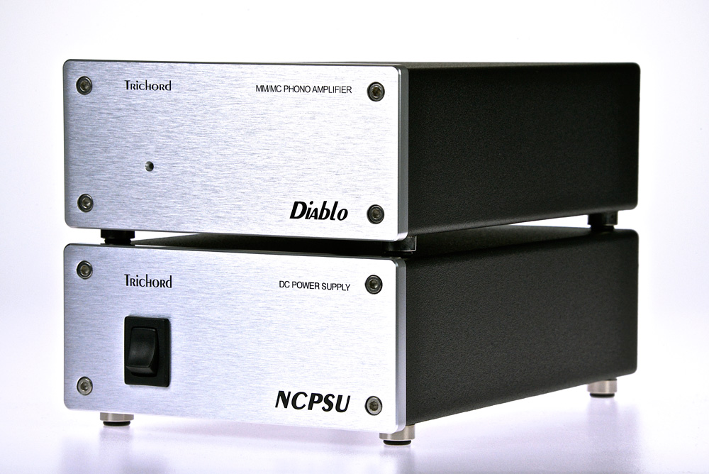 "Trichord Research ""Diablo/Never Connected""-SET"