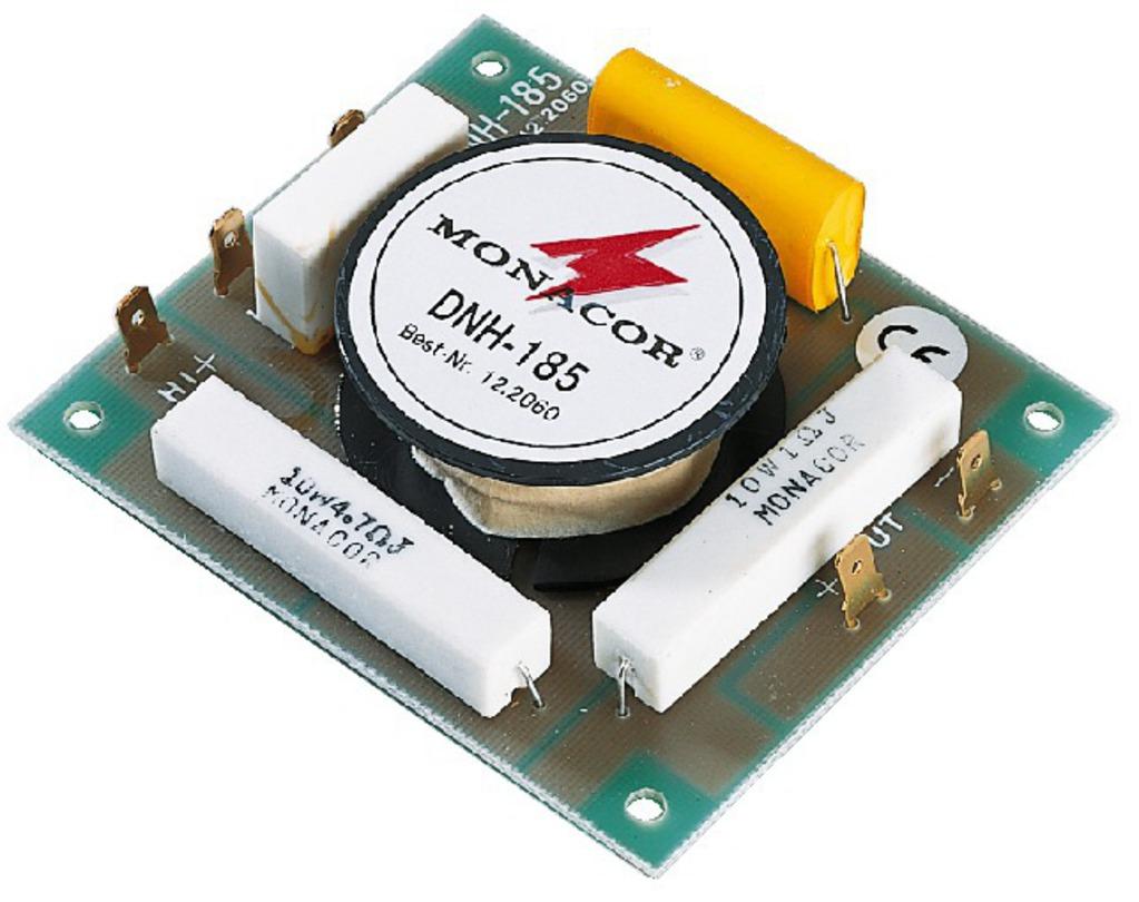 Monacor Frequenzweiche 1-WEG DNH-185