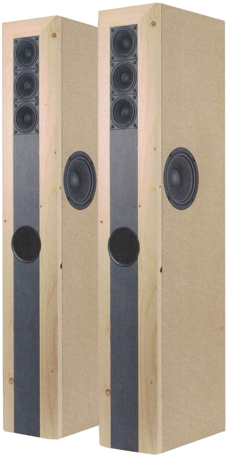 Hobby Hifi Mivoc Alhambra - Speaker KIT without Cabinet