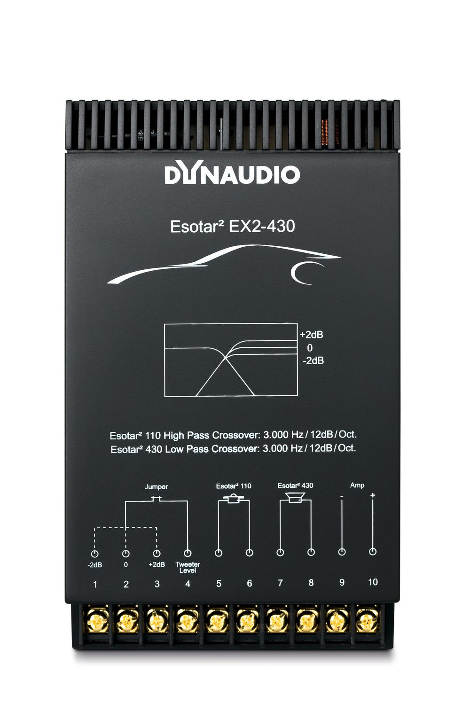 Dynaudio Esotar² EX2-430 Frequenzweiche Mono (Paar)