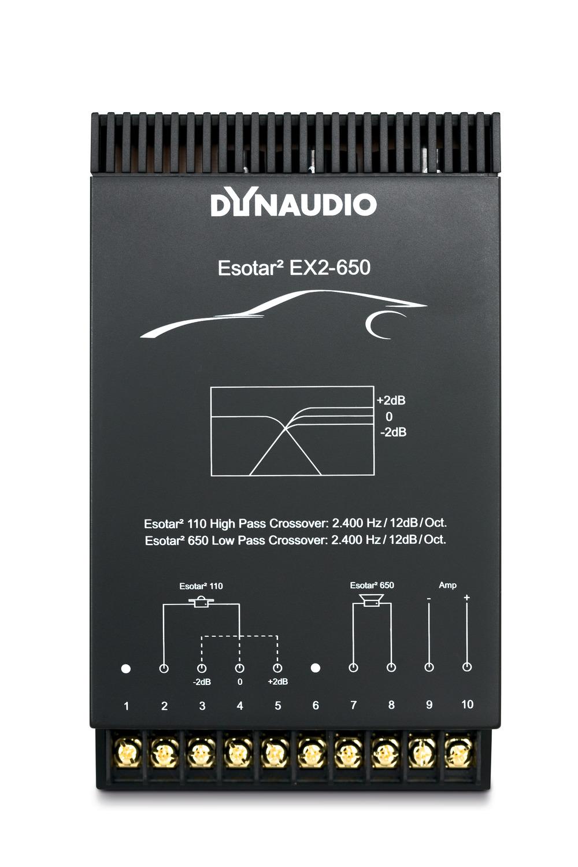 Dynaudio Esotar² EX2-650 Crossover Mono (pair)
