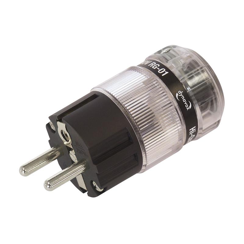 Dynavox high-end hi-fi safety plug