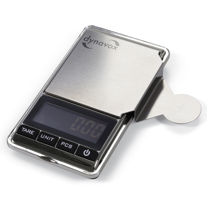 Dynavox electronic tonearm scale TW-4