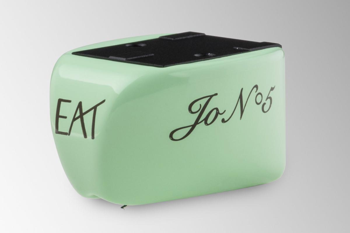 EAT Jo No.5, MC Tonabnehmer