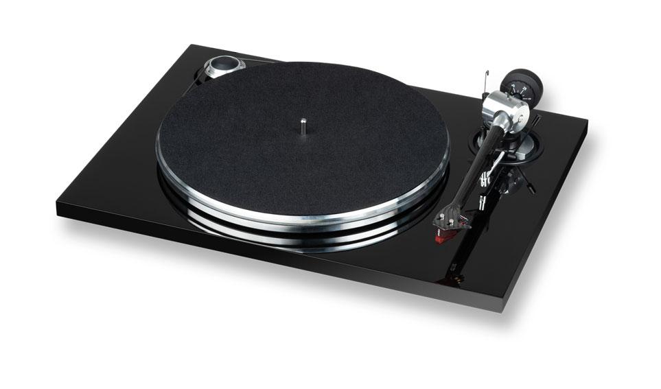 EAT Prelude – High-End-Plattenspieler ohne Tonabnehmer