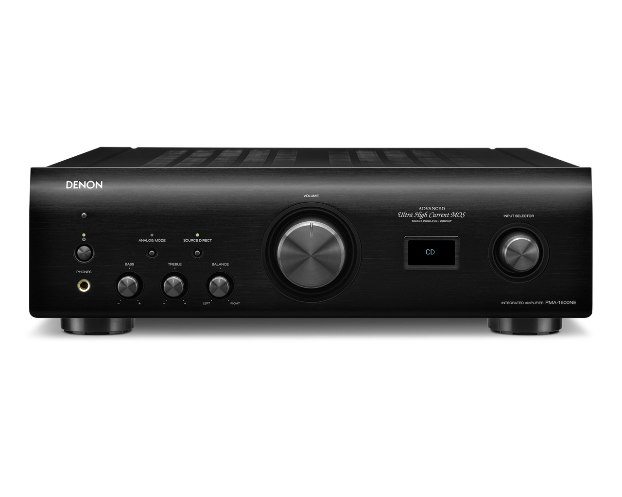 Denon PMA 1600NE Amplifier black