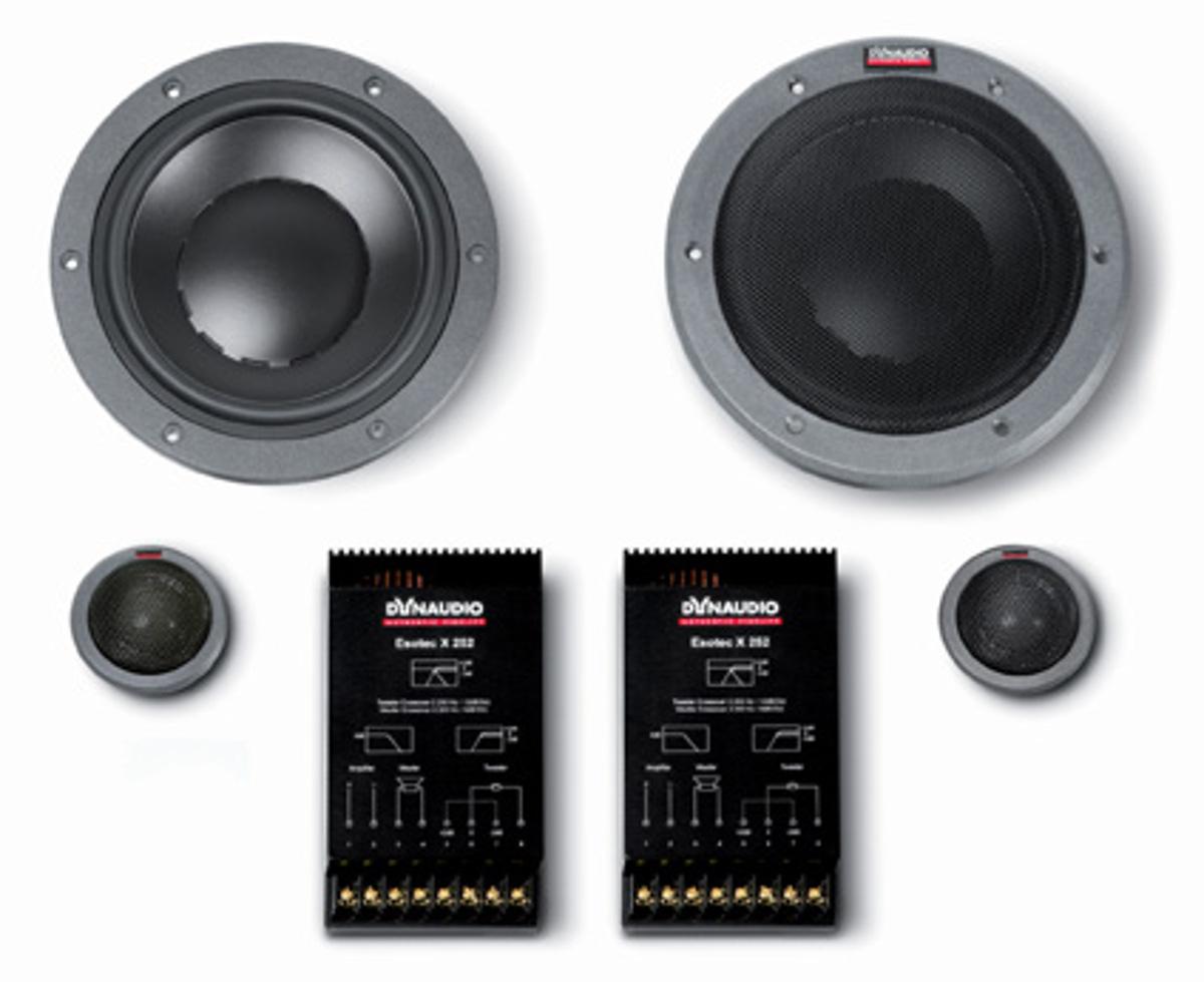 Dynaudio Esotec System 242/ 242 GT (Paar) Set 242