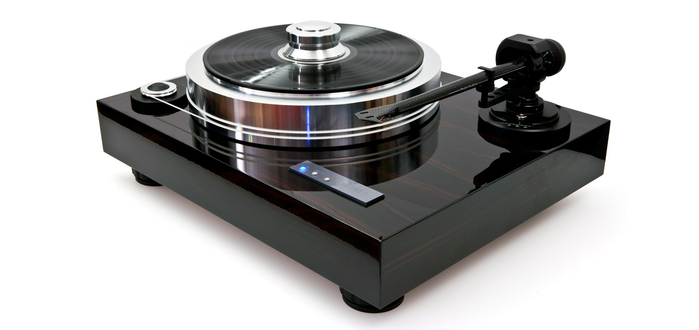 EAT Forte S Turntable incl. Pro-Ject Evo 12cc Tonearm