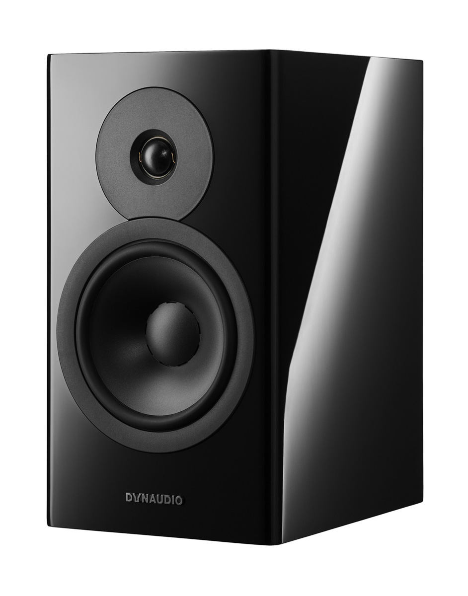 Dynaudio Evoke 20 Bookshelf Speaker, black (checked return)