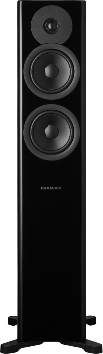Dynaudio Evoke 30 Stand-Lautsprecher hochglanz schwarz