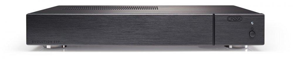 Creek Evolution 50P Stereo Endverstärker schwarz