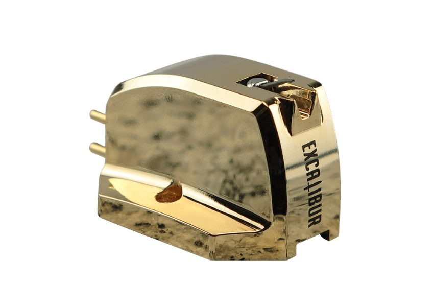 Excalibur Gold High Gloss MC Cartridge