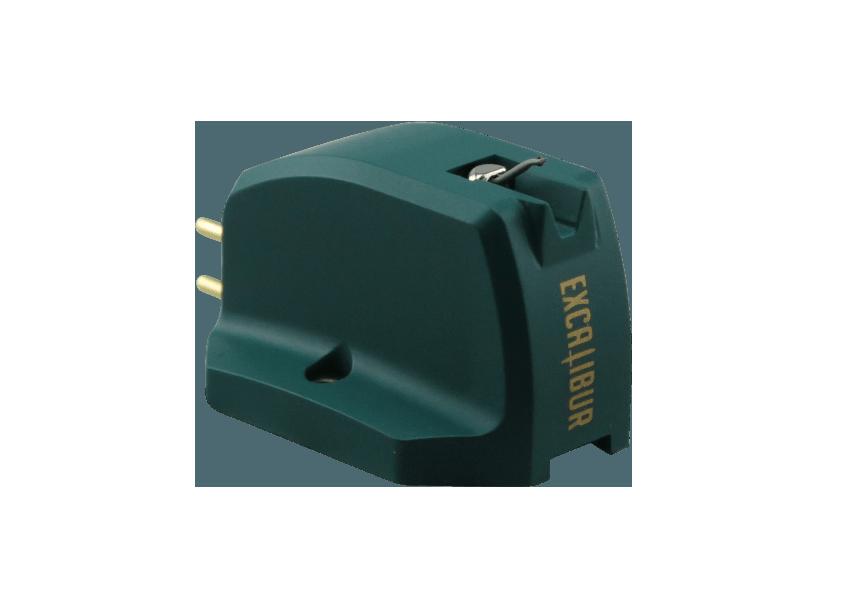 Excalibur Green High-Output MC Tonabnehmer