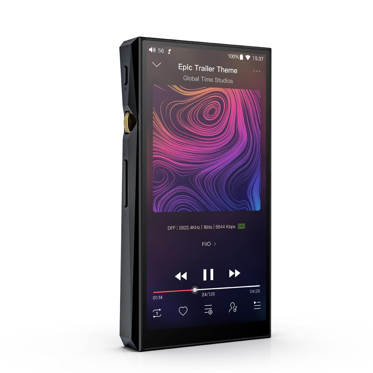 FiiO M11 High-End Android Player mit Bluetooth und Wlan