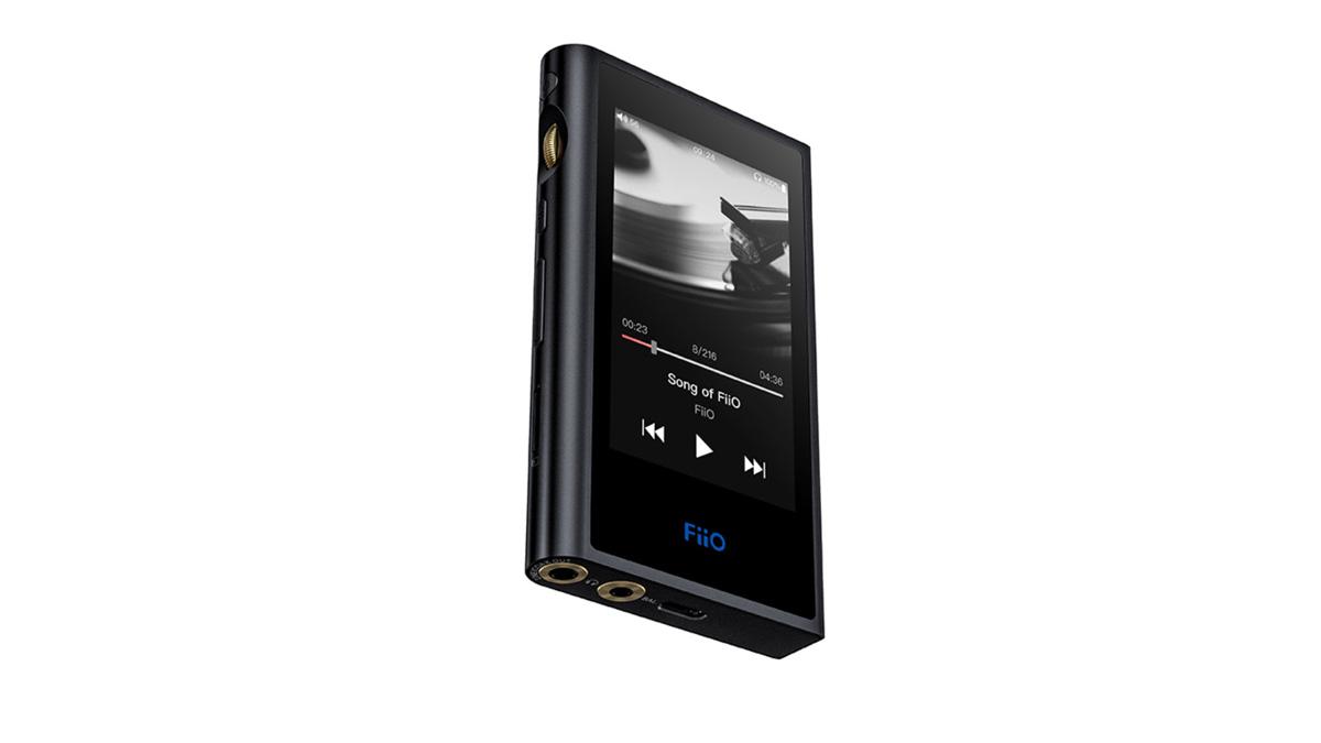 Fiio M9 High-End Android Player mit Bluetooth und Wlan
