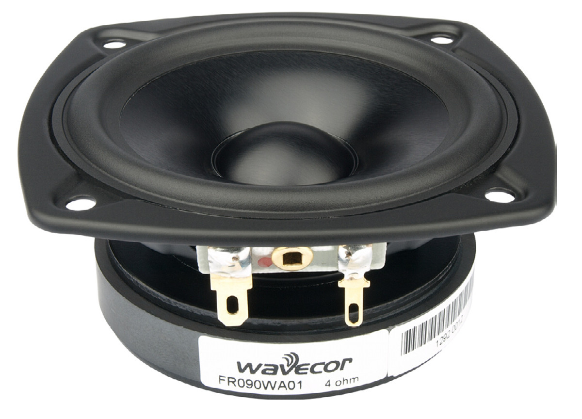 Wavecor FR090WA01 Aluminium
