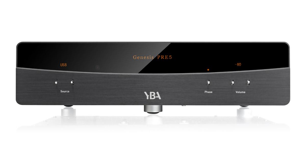YBA Genesis PRE 5 Vorverstärker