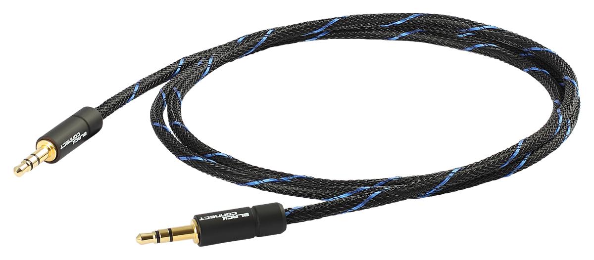 Goldkabel Black Connect 3,5 Jack / 3,5 Jack Mk II