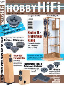 Hobby Hifi 2015 Ausgabe 02-2015