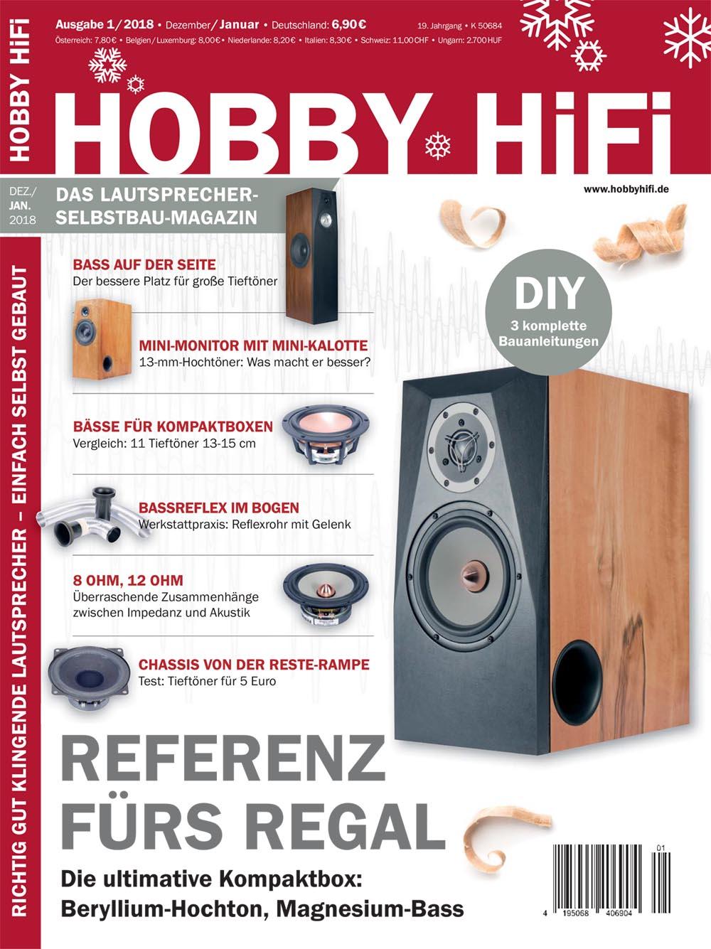 Hobby Hifi 2018 Ausgabe 1-2018