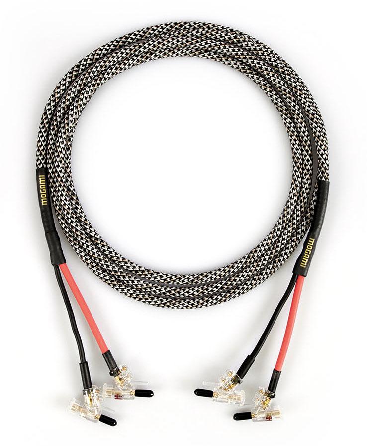 Mogami Hifi Excellence Speaker Single-Wire 2x3.0 mtr. (checked return)