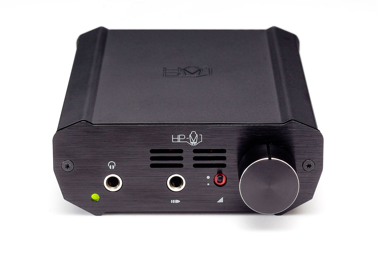 Fostex HP-V1 mobile Tube-Headphone Amplifier Black