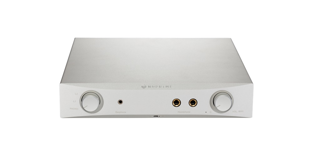 Nuprime HPA-9 Headphone-Amp Silver