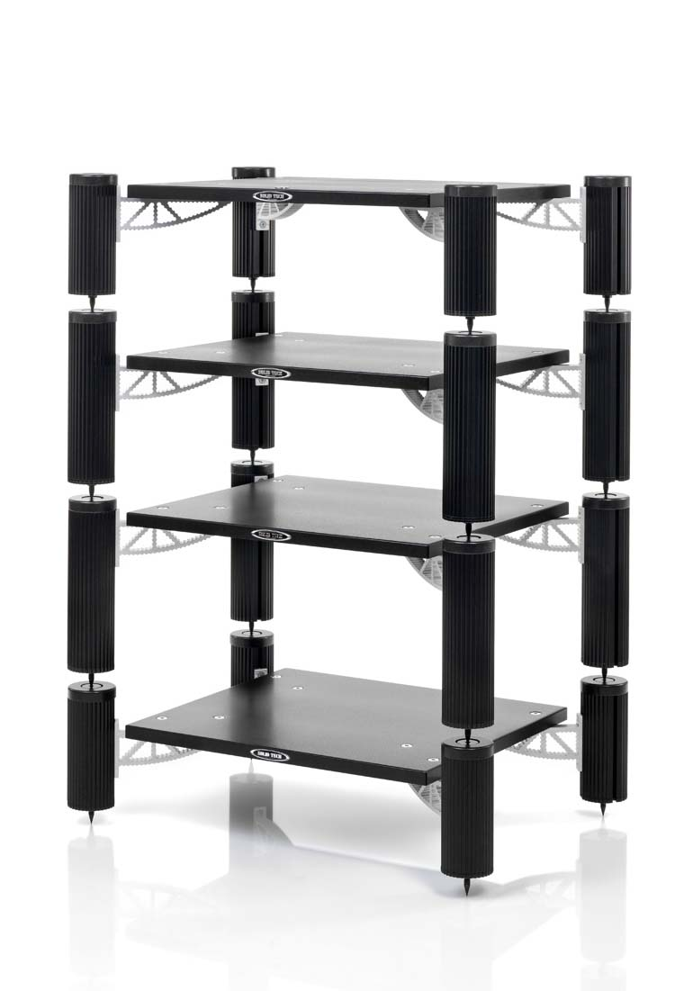 Solid Tech Hybrid Rack 4 Shelfs