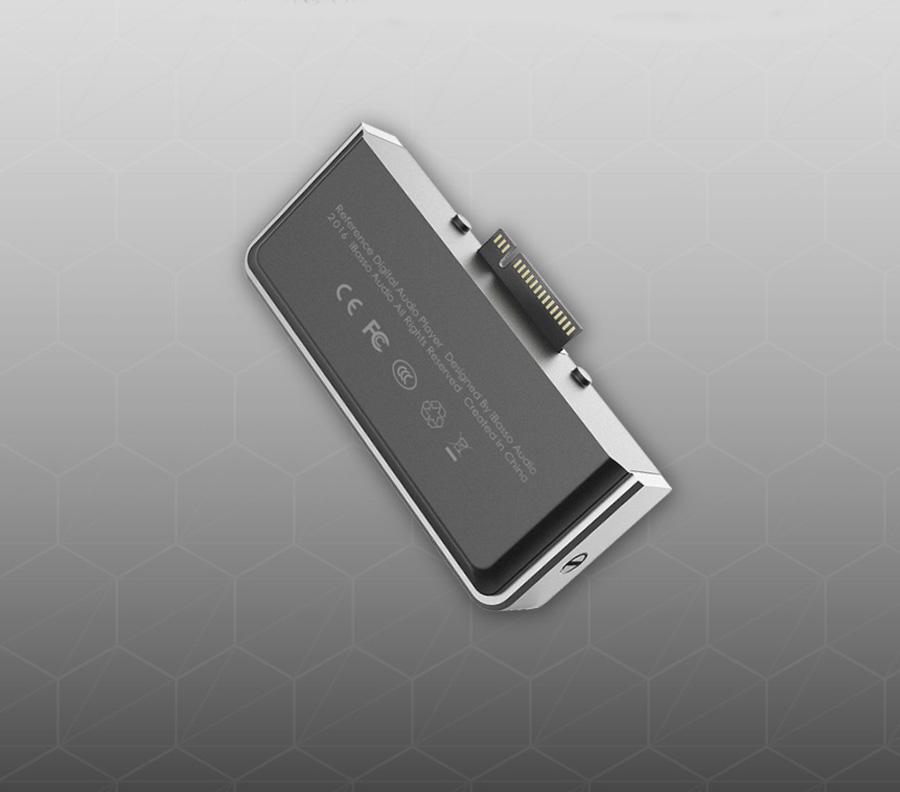 iBasso AMP 7 Kopfhörerverstärker Modul für DX220 oder DX150