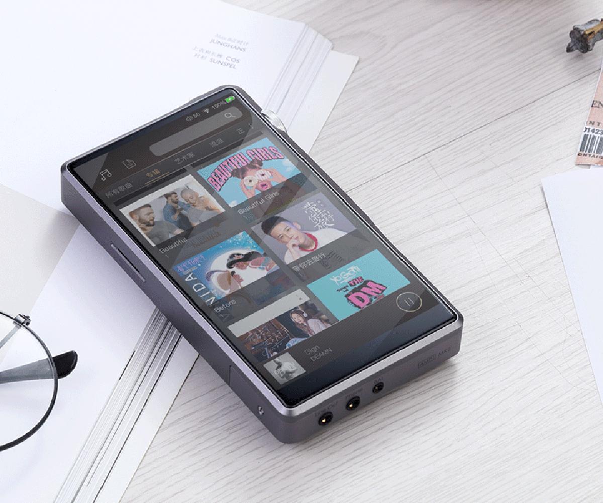 iBasso DX 220 Mobiler HiRes Player und USB-DAC
