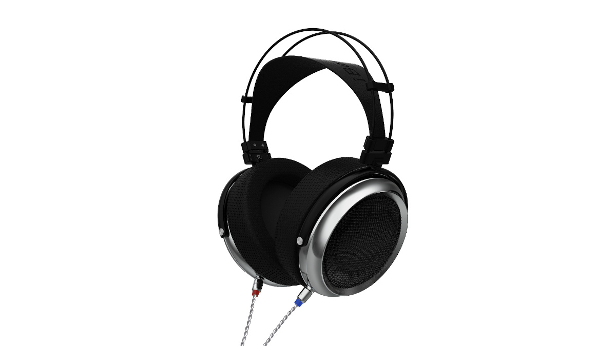 iBasso SR2 high-end over-ear headphones