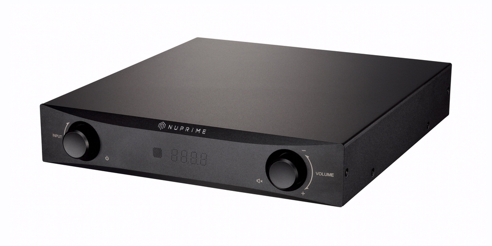 Nuprime IDA-8 DAC Full-Amplifer Black