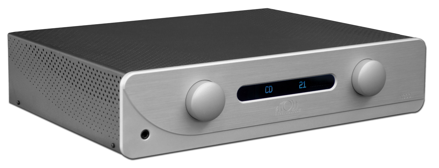 Atoll IN 300 Integrated Amplifier silver