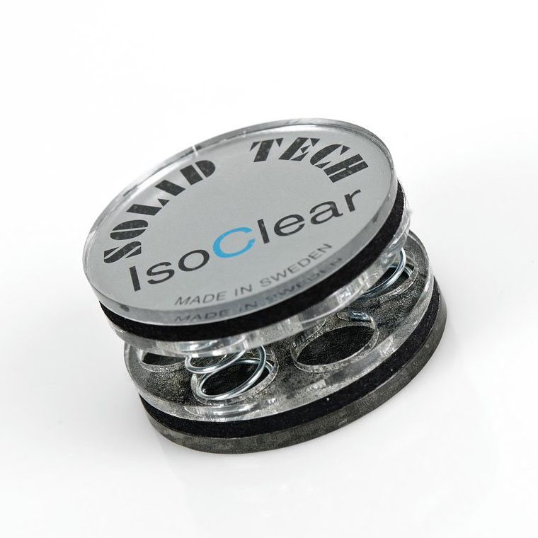 Solid Tech Isoblack 1-20 KG, 4er Set