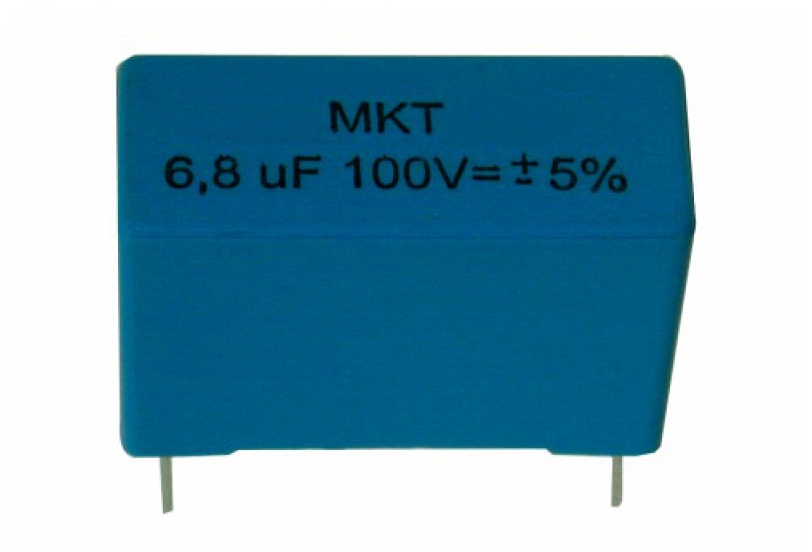 IT Foil Capacitor MKT 100 V